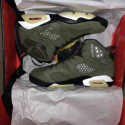 Travis scott retro 6s