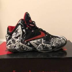 Nike lebron graffiti 11