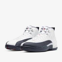 Air jordan 12 retro white dark...