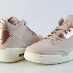 Air jordan 3 wmns particle beige