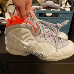Nike little posite pro