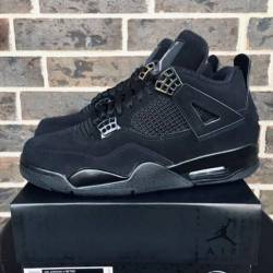Air jordan 4 black cat 2020