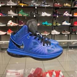 Nike lebron 8 ps sz 8 black ro...