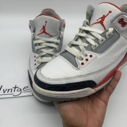 "Air jordan 3 ""fire red"" 20..."
