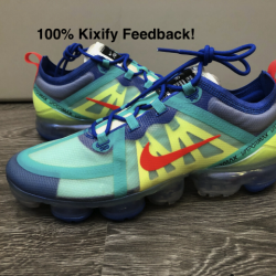 Nike air vapormax 2019 blue vo...