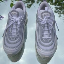 Nike air max 97' white refle...