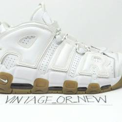 2016 nike air more uptempo whi...