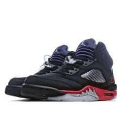 Nike air jordan 5 (top 3/ blac...