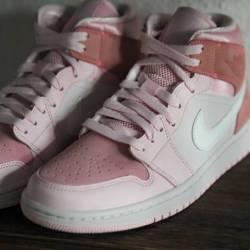 Jordan 1 mid digital pink (w)