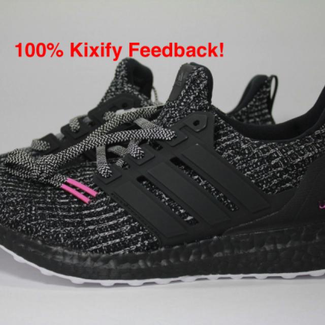 adidas Ultra Boost 4.0 Breast Cancer