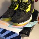 Li-Ning Way of Wade WOW2 All Star Yellow 3M DS With Receipt