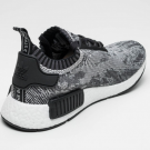 Adidas NMD Runner PK Core black glitch camo