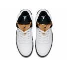 """Air Jordan 5 Retro """"Gold Tongue"""" 136027-133"""