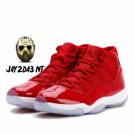"NIKE AIR JORDAN XI (11) ""WIN LIKE 96"" (378037-623)"