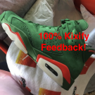 Air Jordan 6 NRG Gatorade Green
