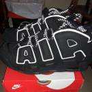 Air More Uptempo Triple Black