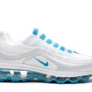 Nike Air Max 24-7 GS Silver/White/Mariana Blue  401258-100