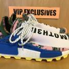Adidas NMD Human Race Pharrell Williams Solar Pack Mother BB9531