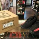 2016 Adidas Yeezy Boost 350 V2 Black Red
