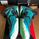100% authentic Nike Lebron 11 south beach size 9 616175 330