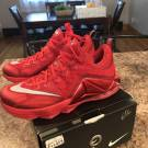 nike lebron 12 low - red october