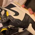 Air Jordan 1 Retro High OG NRG Not For Resale Varsity Maize