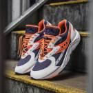 Saucony Aya OG 1994 (Purple / Orange/ Original White) Men