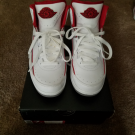 Air Jordan 2  White / Red