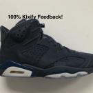Air Jordan 6 Diffused Blue Jimmy Butler