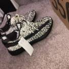 Yeezy 350 reflective static