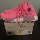Pharrell x adidas NMD Hu Gum Pink